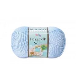 Nako Hoşgeldin Soft Yeni Doğan Mavi-10556