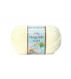 Nako Hoşgeldin Soft Yeni Doğan Sarı-10558