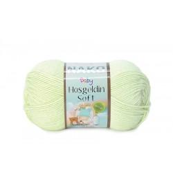 Nako Hoşgeldin Soft Yeni Doğan Yeşil-10559