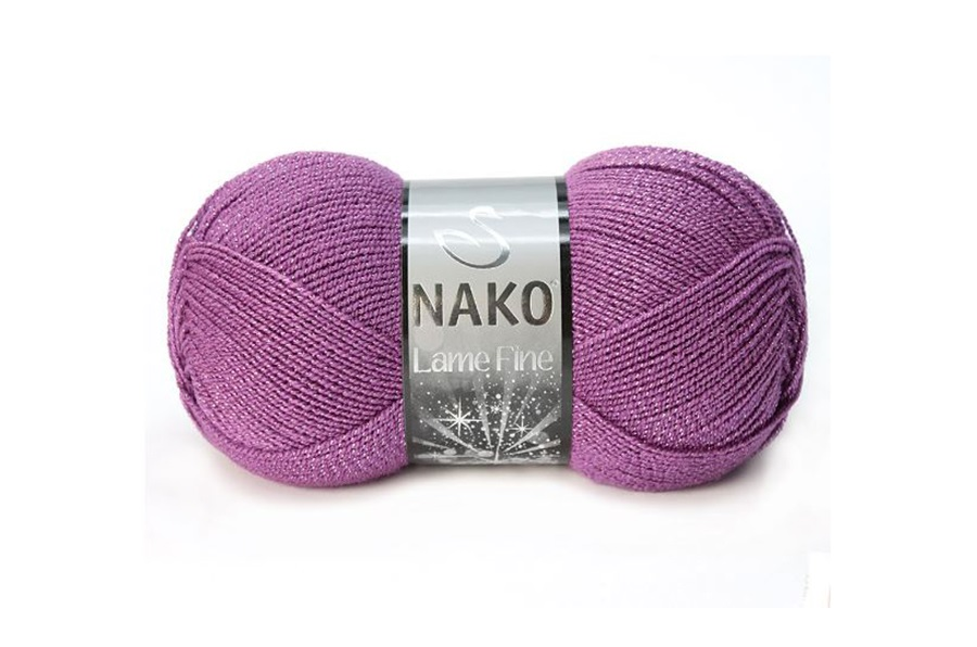 Nako Lame Fine Orkide-1048