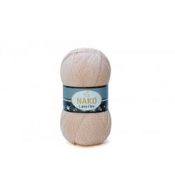 Nako Lame Fine Gül Goncası-318