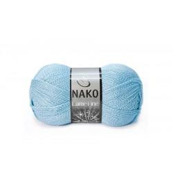 Nako Lame Fine Buz Mavisi-11476