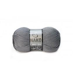 Nako Lame Fine Koyu Gri-4192