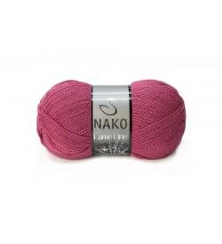 Nako Lame Fine Koyu Pembe-6578