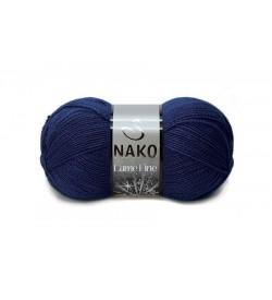 Nako Lame Fine Lacivert-148