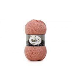 Nako Lame Fine Pembe Altın-11613