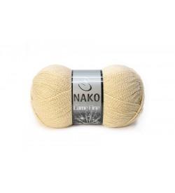 Nako Lame Fine Vanilya Çiçeği-4671