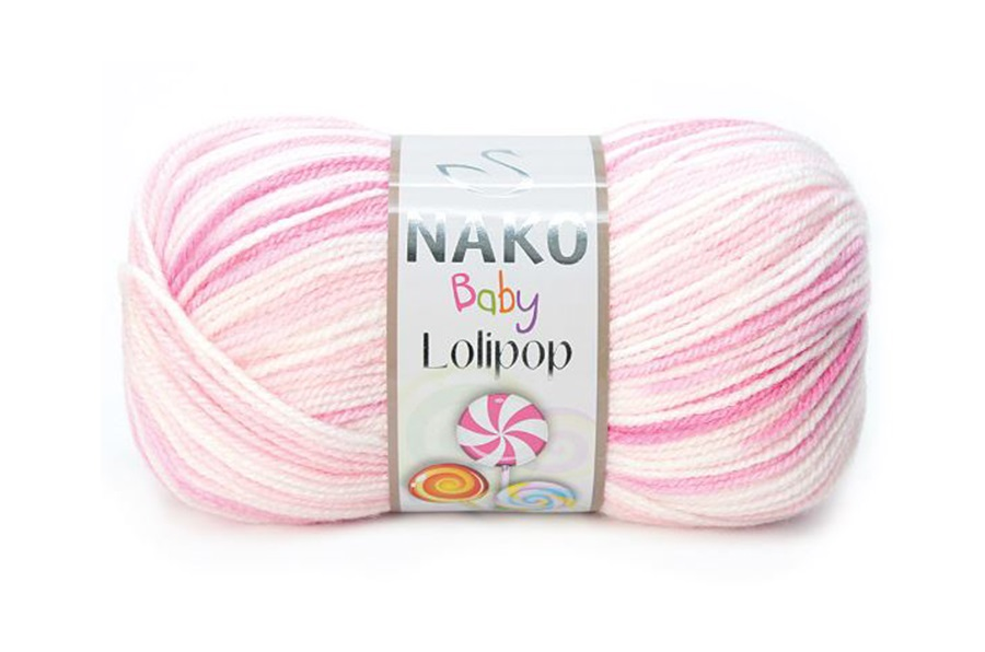 Nako Lolipop Pamuk Prenses-80430