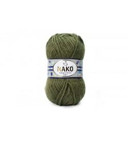 Mohair Delicate Bulky Haki-04234