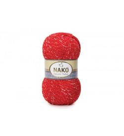 Nako Natural Bebe Alev Kırmızı-207
