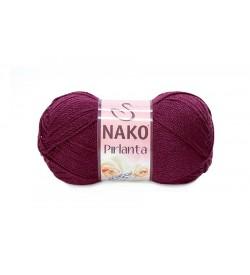 Nako Pırlanta Bordo -6736