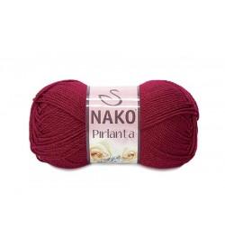 Nako Pırlanta Koyu Kırmızı -1175