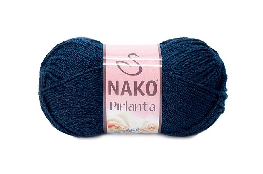 Amazon.com: 100% Micro Acrylic NAKO PIRLANTA Amigurumi Knitting ... | 596x900