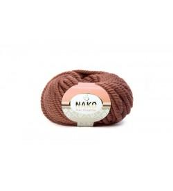 Nako Pure Wool Plus Kızıl Tuğla-10271