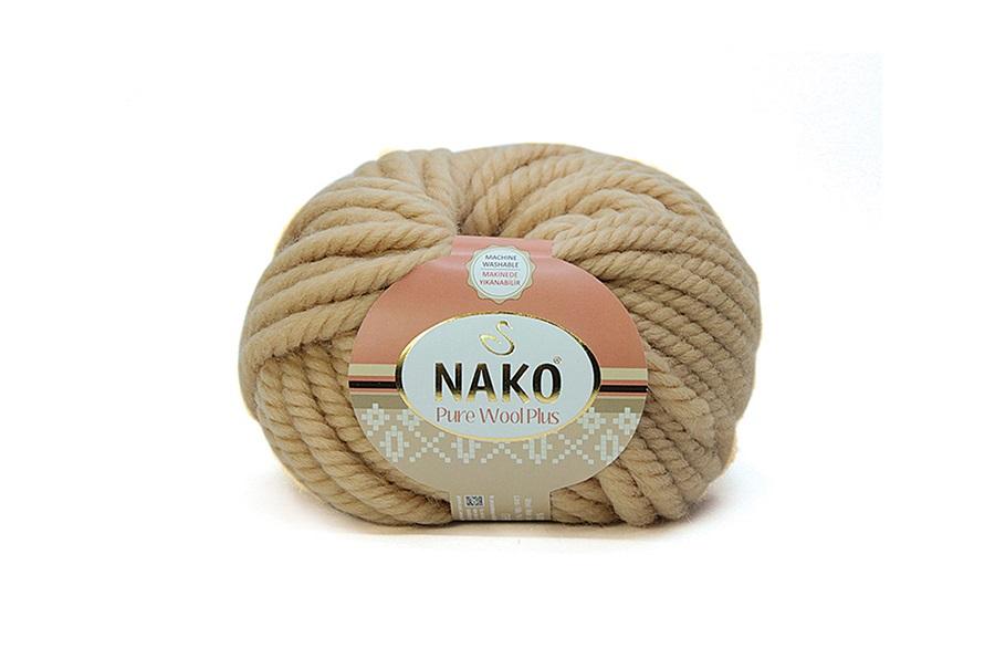 Nako Pure Wool Plus Nohut-1670
