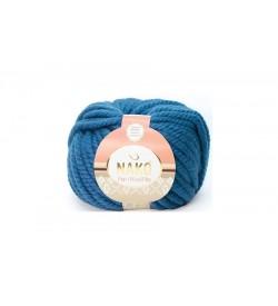 Nako Pure Wool Plus Paslı Mavi-10093