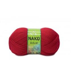 Nako Rekor Bayrak Kırmızı-251
