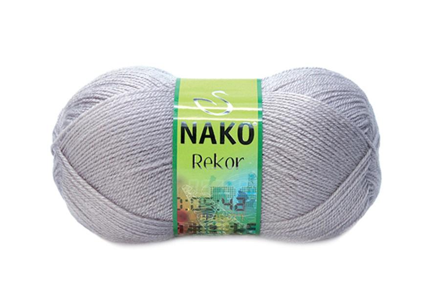 Nako Rekor Pembeli Gri-3079