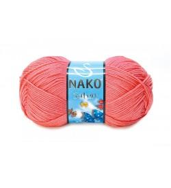 Nako Saten Açık Mercan-3655