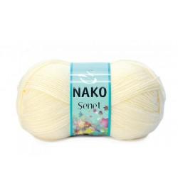 Nako Şenet Krem-256
