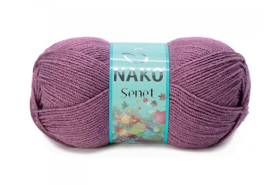 Nako Şenet Koyu Gülkurusu-569