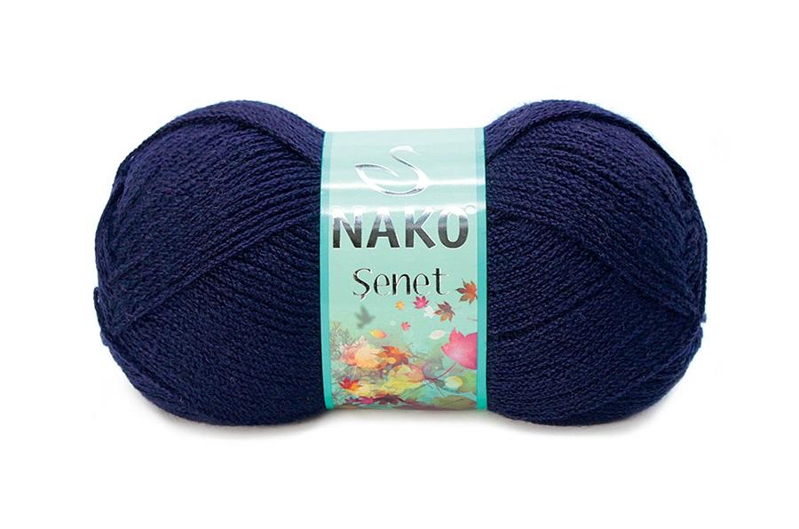 Nako Şenet Lacivert-1138