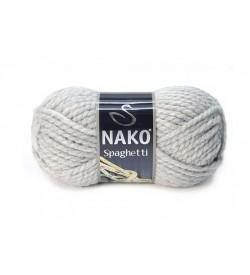 Nako Spaghetti Açık Gri Melanj-195