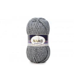 Nako Spaghetti Gri-23625