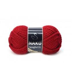 Nako Spaghetti Koyu Kırmızı-1175