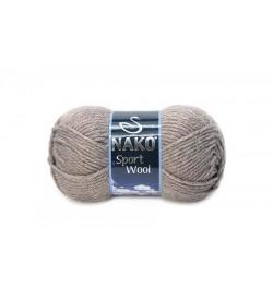 Nako Sport Wool Bej Melanj-23294
