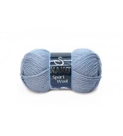 Nako Sport Wool Denim Melanj-11223