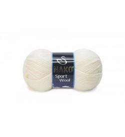 Nako Sport Wool Ekru-300