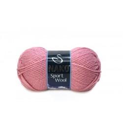 Nako Sport Wool Gül-2276