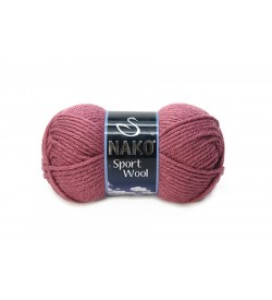 Nako Sport Wool Gülkurusu-327