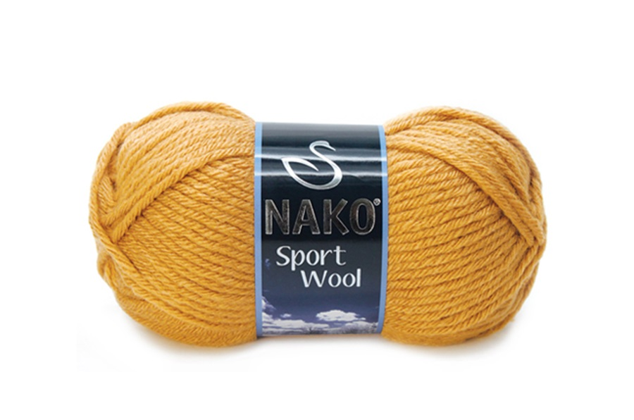 Nako Sport Wool Hardal-10129