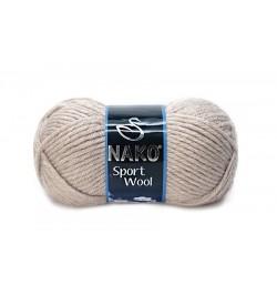 Nako Sport Wool Kanvas Beji-2167