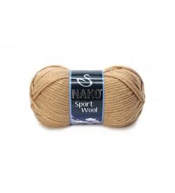 Nako Sport Wool Karamel-221