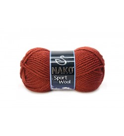 Nako Sport Wool Kiremit-4409