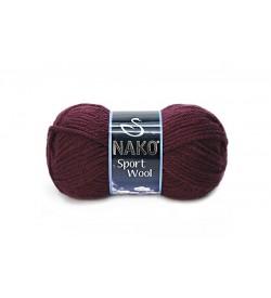 Nako Sport Wool Koyu Güvez-3718