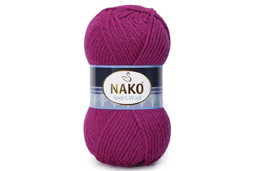 Nako Sport Wool Küpeli-6964