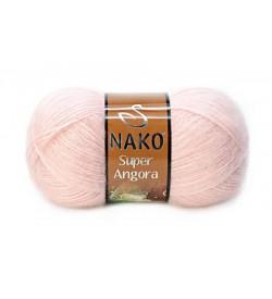 Nako Süper Angora Açık Pudra-1479