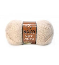 Nako Süper Angora Açık Ten-10042