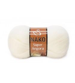 Nako Süper Angora Eski Dantel-23403
