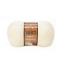 Nako Süper Angora Krem-256