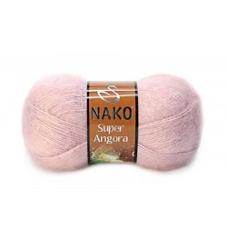 Nako Süper Angora Pembemsi Pudra-10275