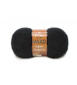 Nako Süper Angora Siyah-217