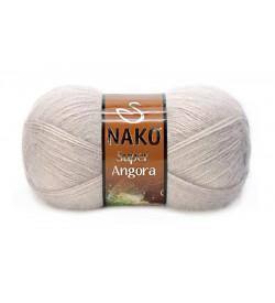 Nako Süper Angora Sütlü Kahve-11053