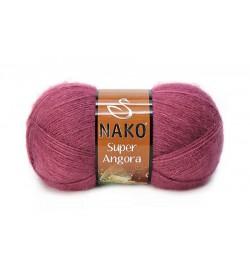 Nako Süper Angora Vişne-456