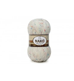 Nako Süper İnci Hit Tweed Eski Dantel-23403