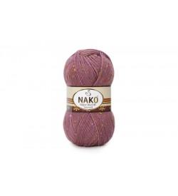 Nako Süper İnci Hit Tweed Koyu Gülkurusu-569